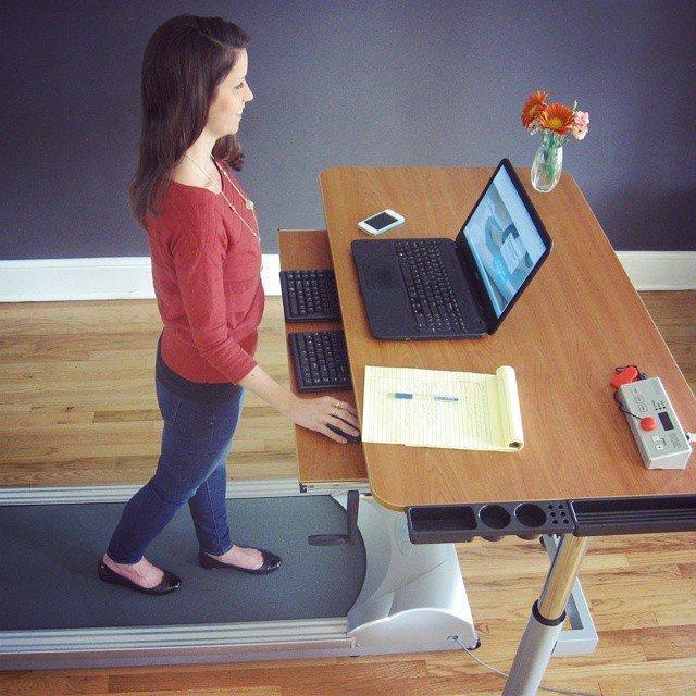 Rebel Treadmill Desk