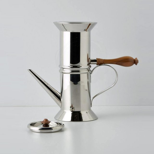 Neapolitan Coffee Maker by Alessi