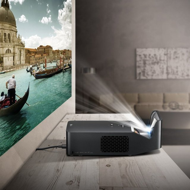 LG PF1000U Ultra Short Throw Projector