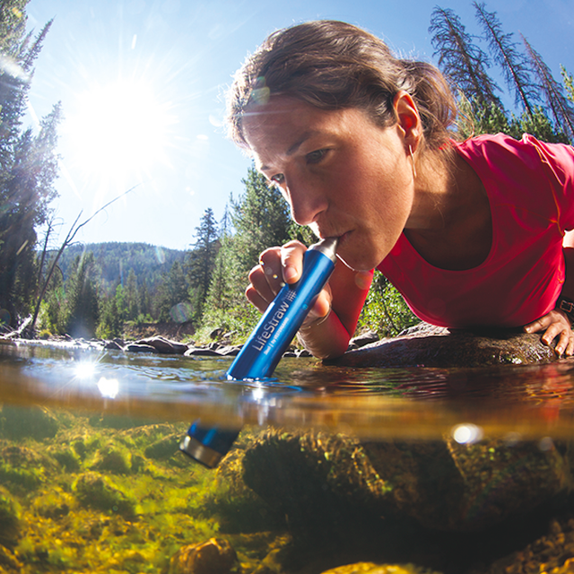 LifeStraw Steel Water Filter