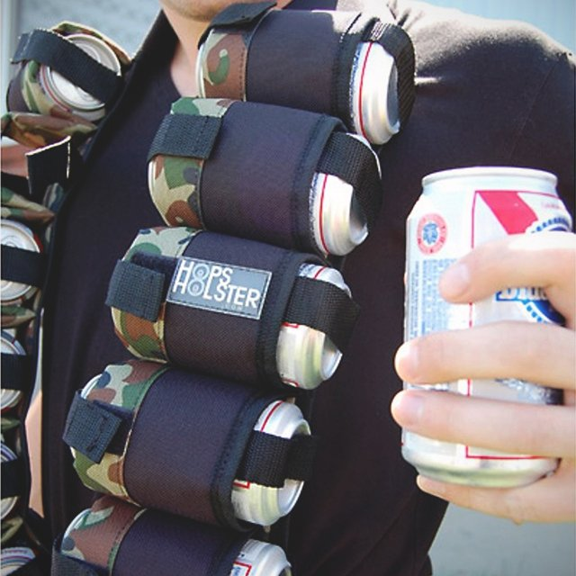 Hops Holster Can Ammo Pack