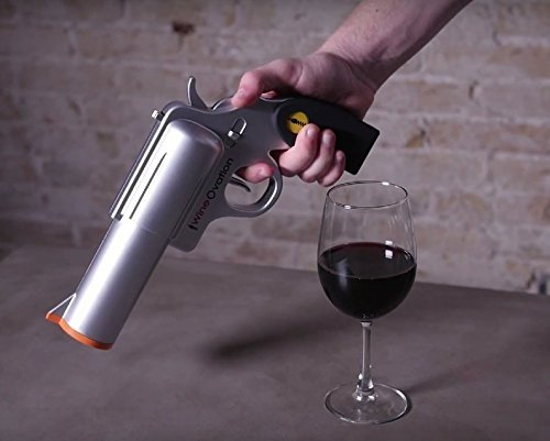 Powered Wine Opener Gun