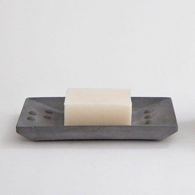 Iris Hantverk Concrete Soap Dish