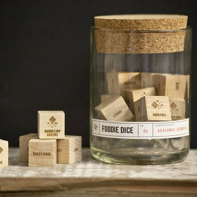 Foodie Dice Seasonal Dinners