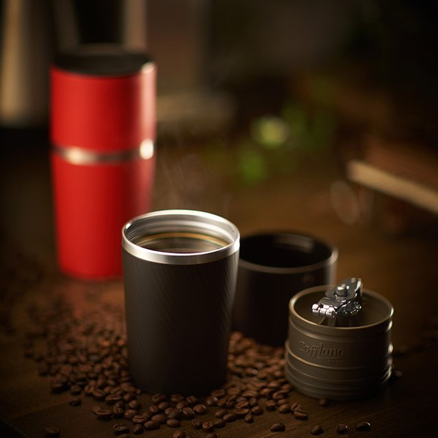 Cafflano All In One Portable Pour-Over Coffee Maker