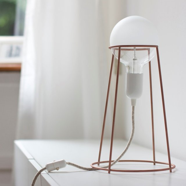 Agraffé Table Lamp