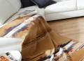 Aztec Linen Blanket