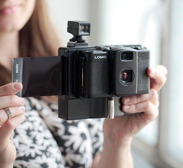 Lomo LC-A+ Instant Camera