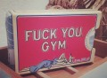 F You, Gym Luxury Soap Bar