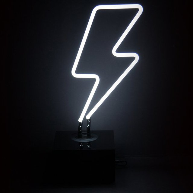 Desktop Lightning Bolt