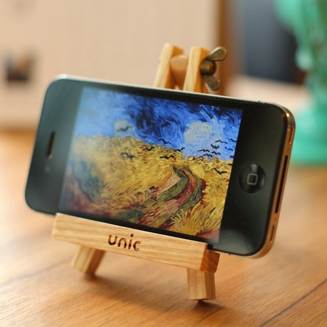 Mini Easel Phone Stand by Uni