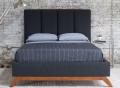 Carter Upholstered Bed by Kyle Schuneman