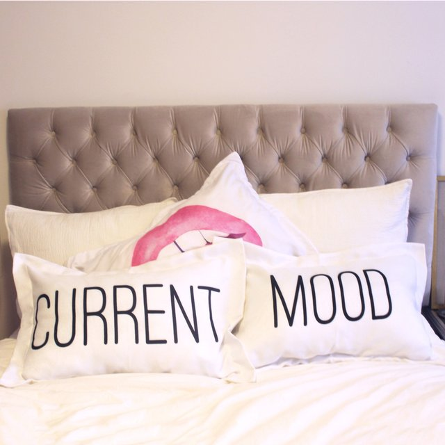 Current Mood Pillows