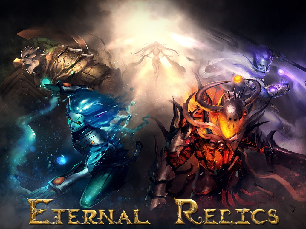 Eternal Relics – Forge Your Destiny