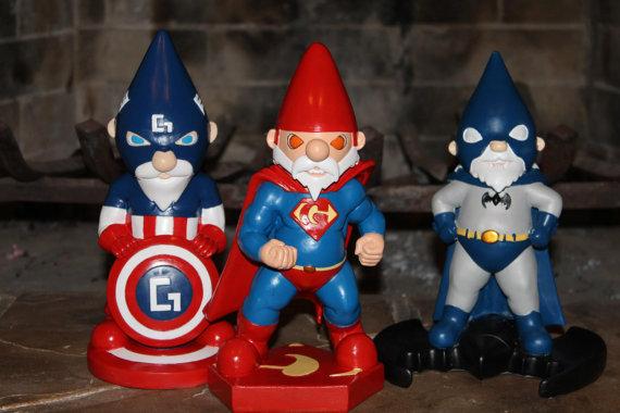 Parody Garden Gnomes
