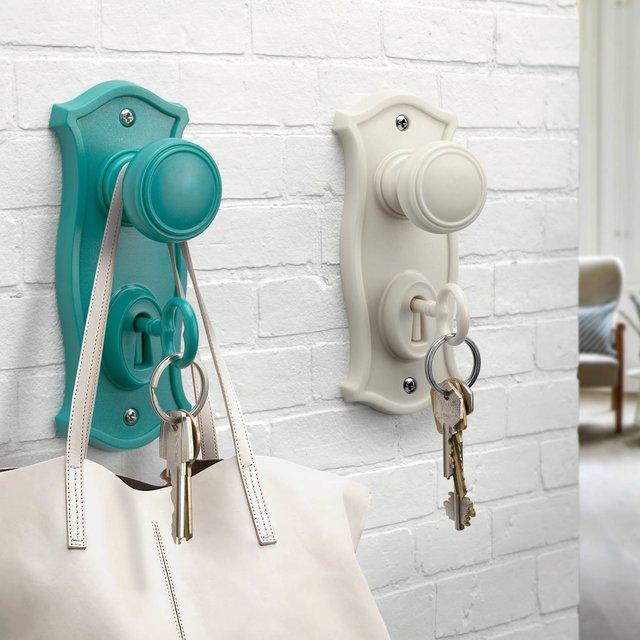 Doorman Key Holder & Hook