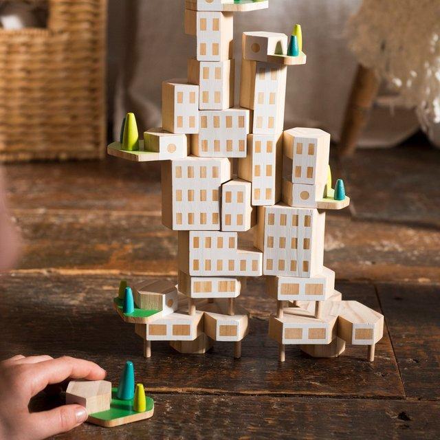 Blockitecture Garden City Set