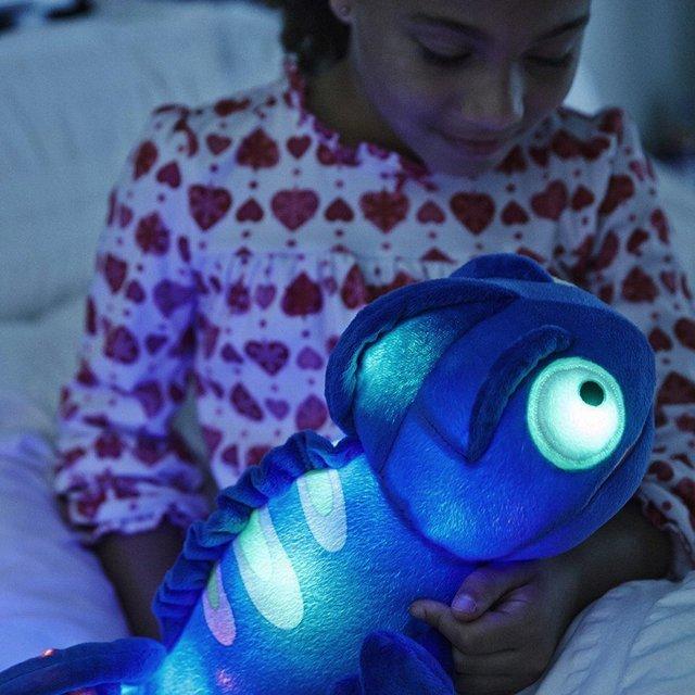 Plush Glowing Bedtime Chameleon