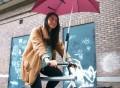 Senz° Bicycle Umbrella Holder