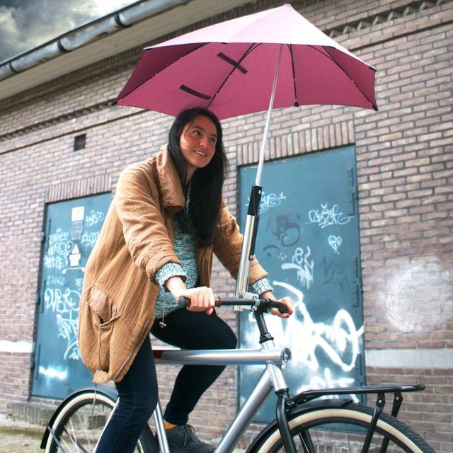 Senz° Bicycle Umbrella Holder