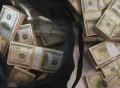 0,000 Duffle Bag of Prop Money