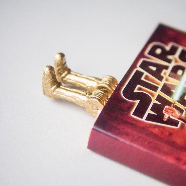 C-3PO Bookmark