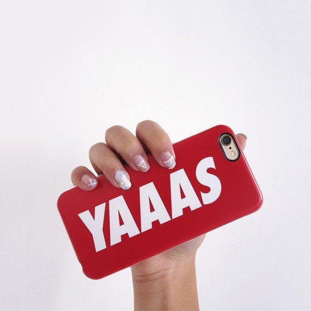 YAAAS iPhone 6s/6 Case