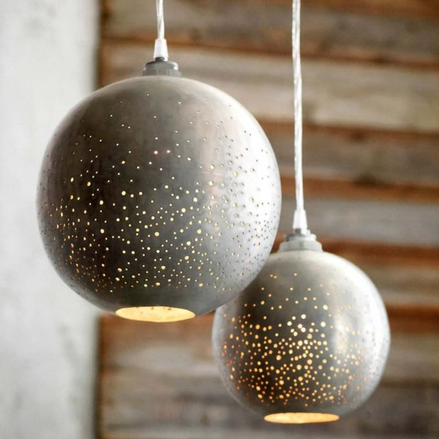 Constellation Pendant Lamps
