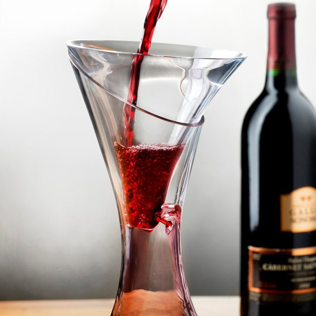 Handmade Aerating Wine Funnel