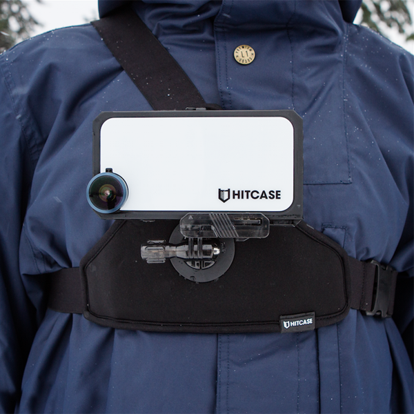 ChestR iPhone Chest Mount by HITCASE