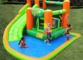 KidWise Endless Fun 11-in-1 Inflatable Bouncer & Water Slide