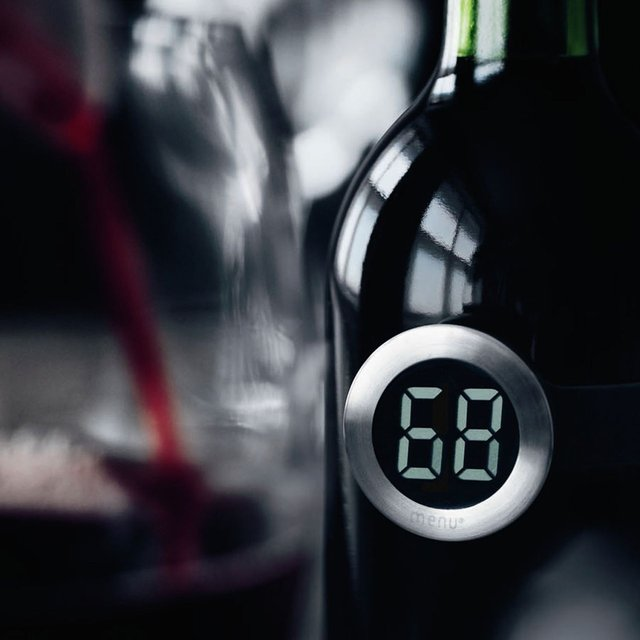 Wine Thermometer by Menu