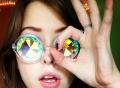 H0les CLASSIC Kaleidoscope Glasses