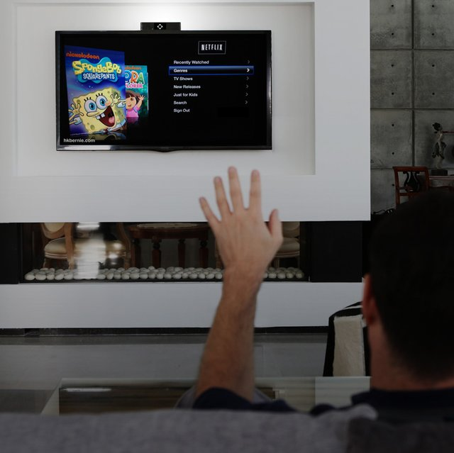 Gesture Control Entertainment Device by singlecue