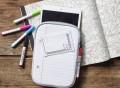 Doodle Notecase for iPad mini