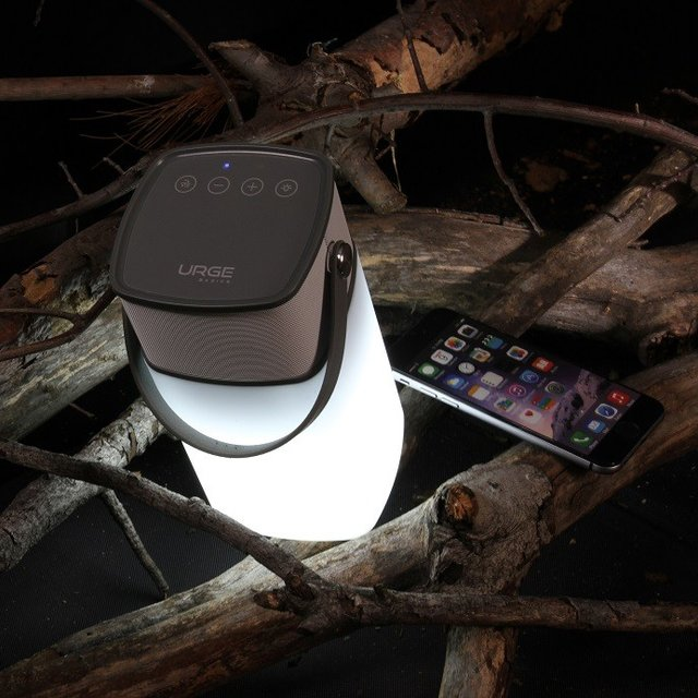 MUSIGLO Wireless Water Resistant Bluetooth Speaker & Lantern