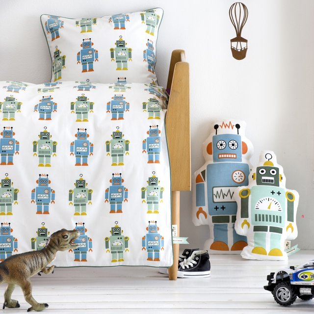 Baby Robot Bedding by Ferm Living
