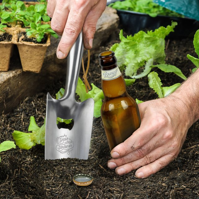 Beer Trowel Bottle Opener