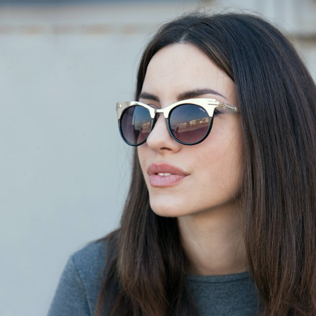 Gladys Cat Eye Sunglasses by FREYRS