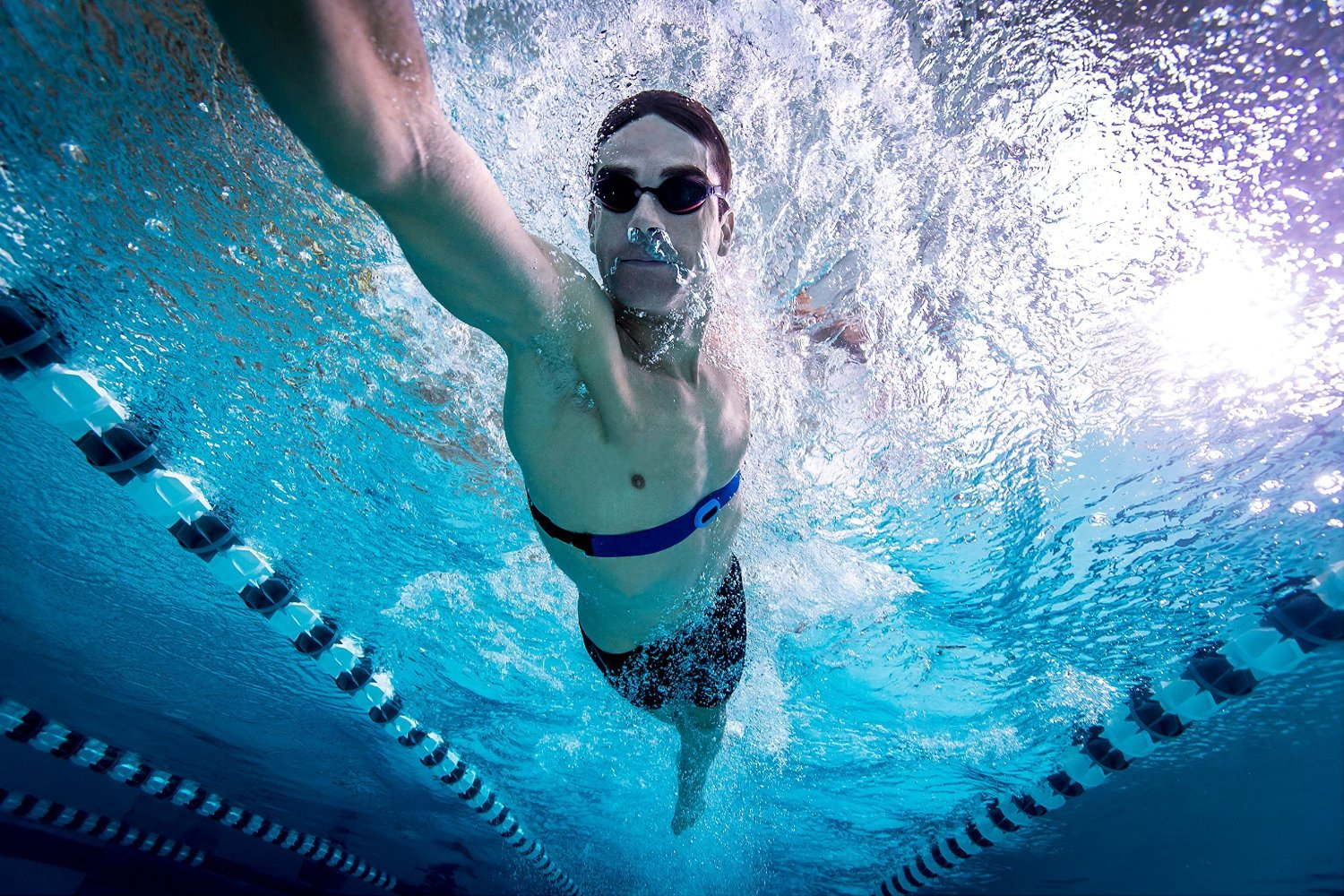 Garmin Swimmer's Heart Rate Monitor