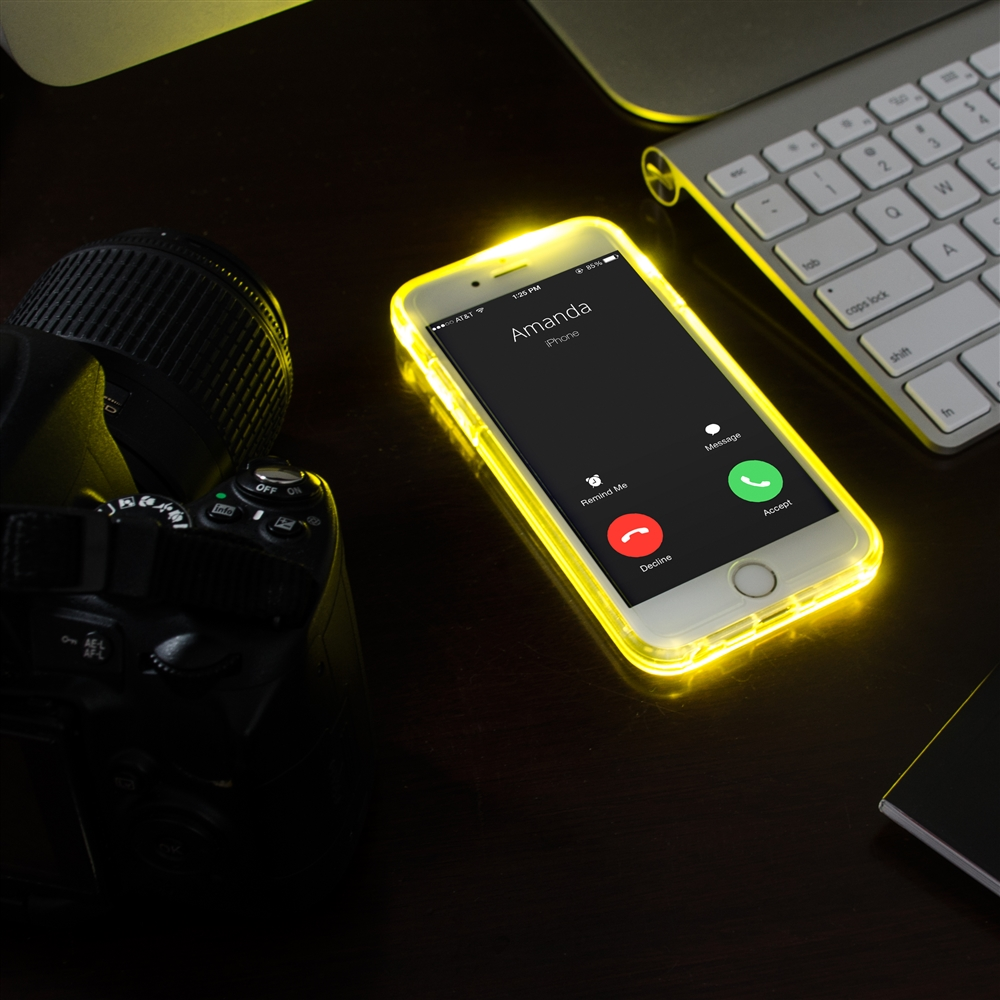 Luma Notification Light IPhone Case