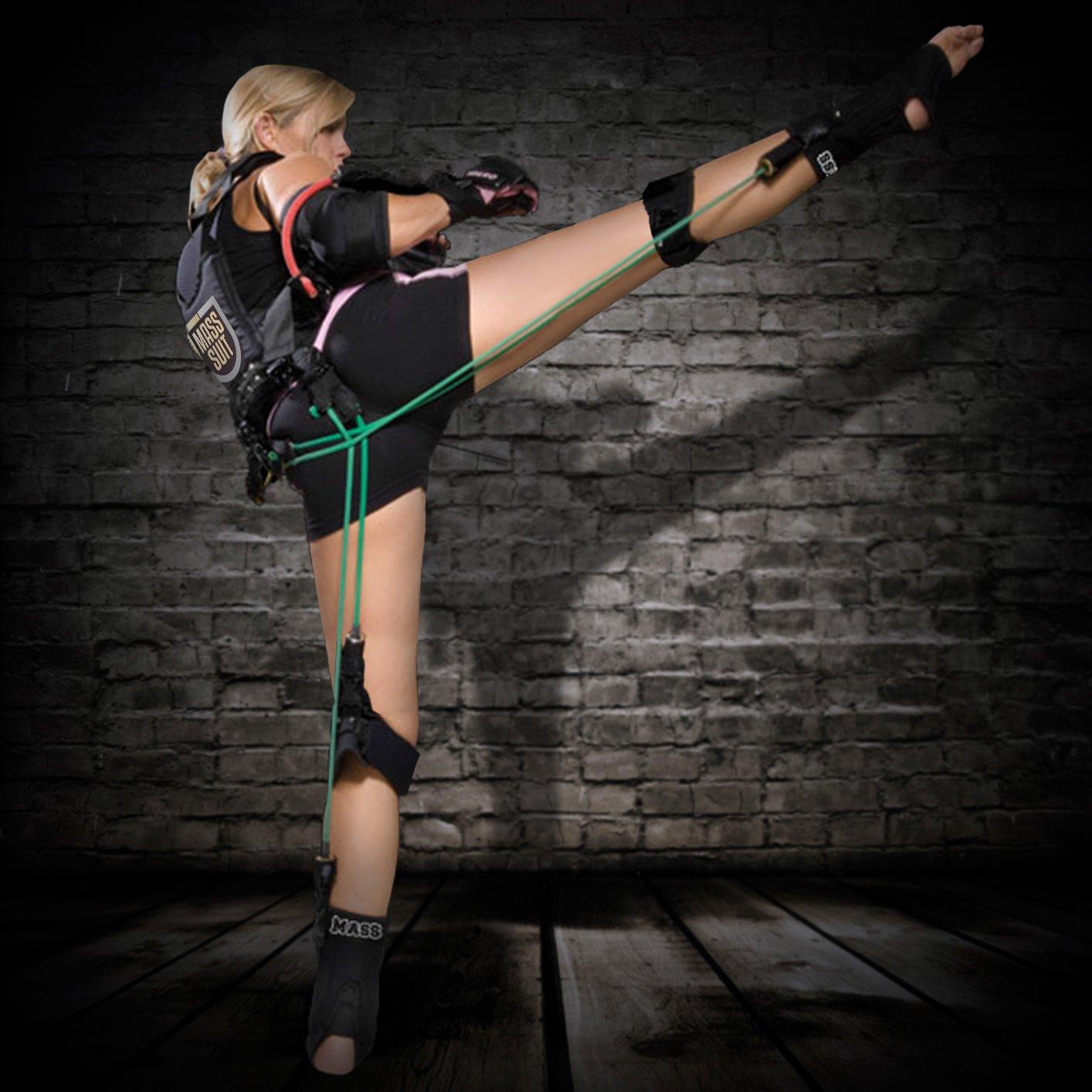 MASS Suit Pro Full Body Resistance Training
