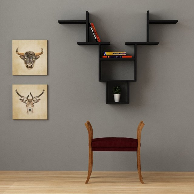 Deer Wall Shelf