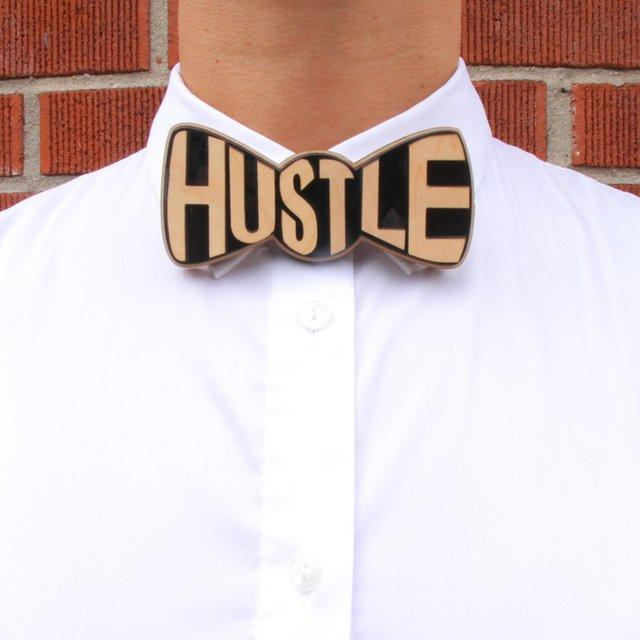 Hustle Bow Tie