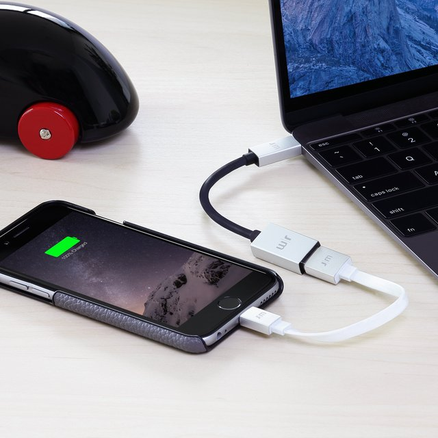 AluCable USB-C 3.1 to USB Adapter