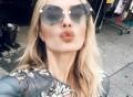 Madame Gold/Multi Gradient Sunglasses by Wildfox Sunwear