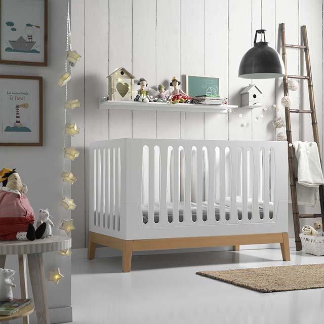 Nubol Convertible Crib