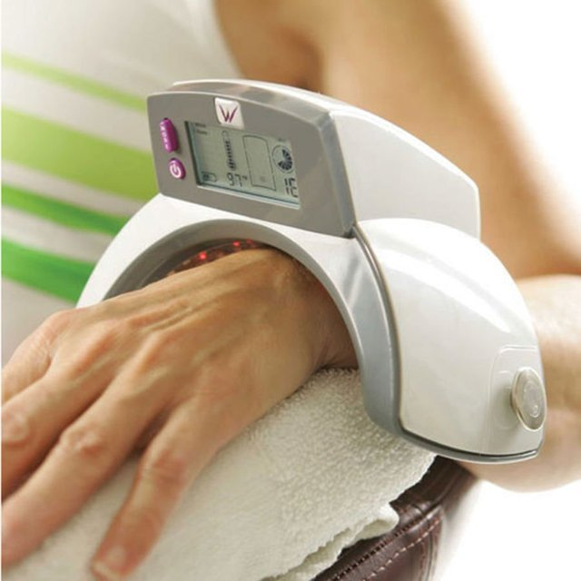 Willow Curve Home Laser Treatment Device