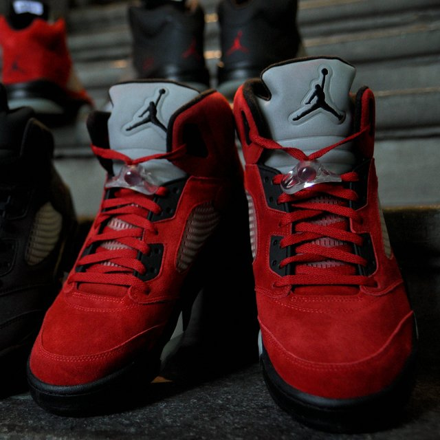 Air Jordan 5 Retro DMP Raging Bull Pack