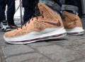Nike Lebron 10 EXT Cork QS CORK